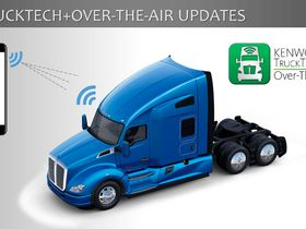 Kenworth Launches TruckTech+ Over-the-Air Updates