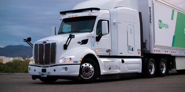 TuSimple has confirmed that its autonomous trucks are continuing to log a 10% fuel economy...