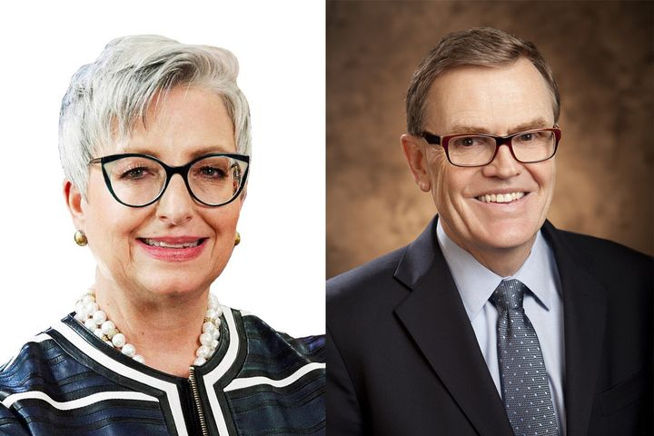 Carol Tomé will take over as chief executive officer this June, with current Chairman and CEO David Abney becoming become executive chairman of the board. - Photo: UPS