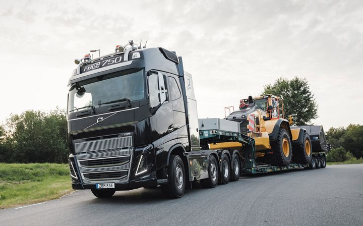 The Volvo FH16