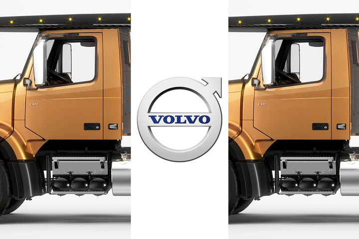 The new Volvo VAH 300 day cab can now be specified with a 94.5-inch unladen cab height. - Image: Volvo/HDT