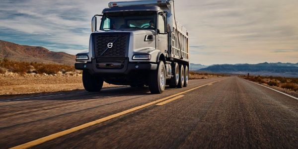 The new Volvo VHD features an updated look and an array of safety and productivity features.