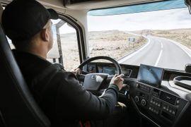 New Volvo Truck Range Focused on Drivers