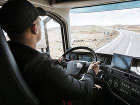 New Volvo Truck Range Focused on Drivers