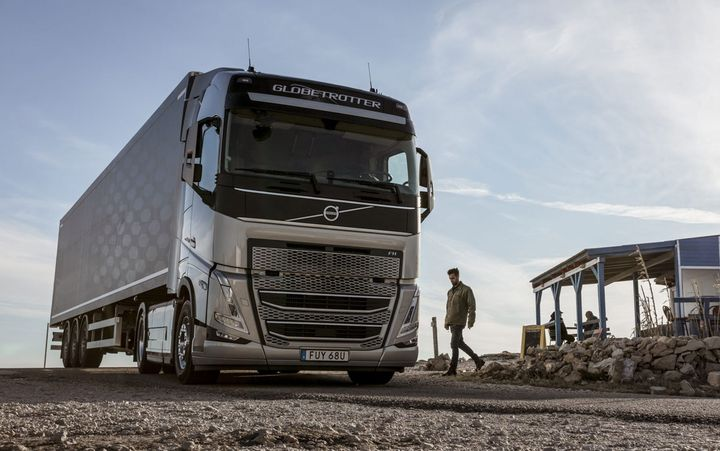 The Volvo FH