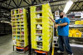 Amazon Prioritizes Getting Shipments Related to COVID-19 into Fulfillment Centers