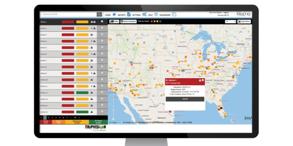 Zonar's FaultIQ provides real-time visibility to fault data from an entire vehicle with a...