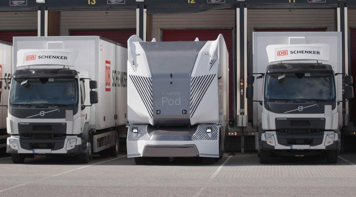 Einride Showcases Single-Operator Control of Multiple Autonomous Vehicles