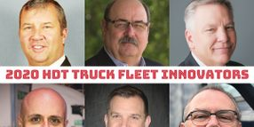 HDT Announces 2020 Truck Fleet Innovators