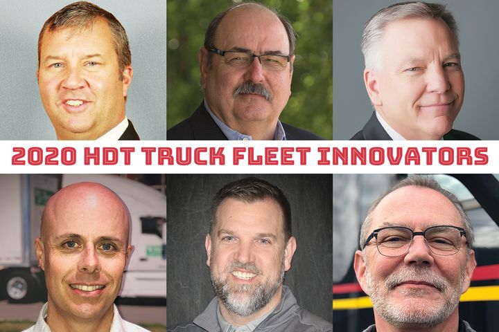 This year's winners include (top left, clockwise) Doug Lloyd, Roy Markham, Mike Palmer, Darrel Wilson, Danny Lilley, and Chris Woody. - Image: HDT