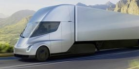 Tesla Delays Electric Class 8 Truck to 2021
