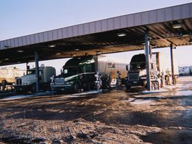 NATSO, IFA Partner to Share Truck Stop Food Options
