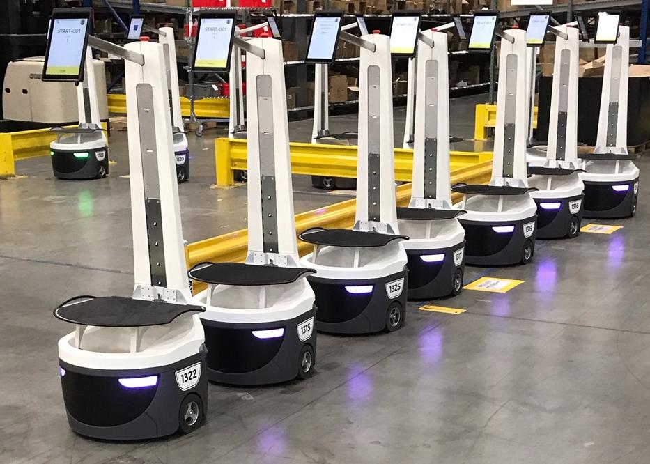 UPS Adding 'Smart Warehouse' Technology
