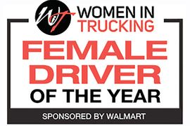 Women In Trucking Names 2020 Female Driver of the Year