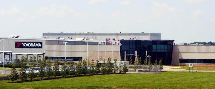 Yokohama's plant in West Point, Mississippi, is scheduled to go back online April 27. - Photo: Yokohama
