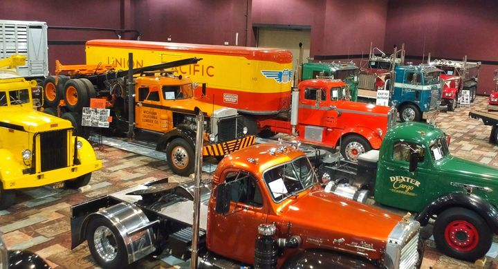 Last year's truck show in Reno, Nevada. Next year, ATHS is planning an in-person event in Harrisonburg, Virginia.