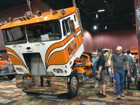 American Truck Historical Society Annual Show Goes Virtual