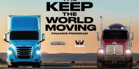 Daimler Truck Financial Finance Program to 'Keep the World Moving'