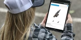 DTNA Launches New Online Parts Ordering Service
