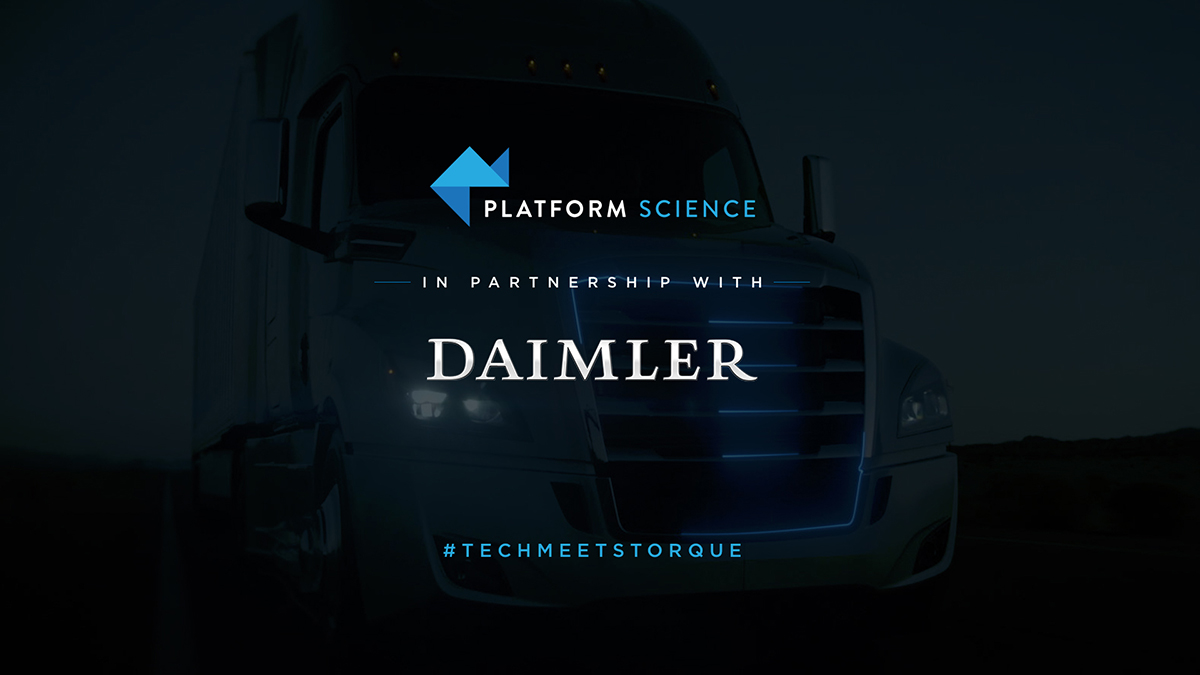 DTNA, Platform Science to Deliver Combined On-Vehicle Options