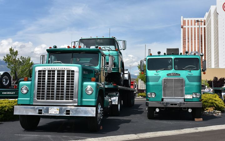The American Truck Historical Society was formed to preserve the history of trucks, the trucking industry, and its pioneers.