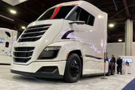 Nikola to Broaden Electric-Truck Sales Model