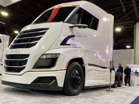 Nikola to Broaden Electric-Truck Sales Model