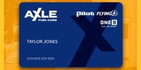 Pilot Company Introduces Axle Fuel Card