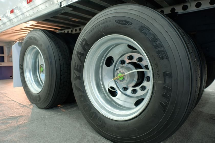 Developments in tire pressure monitoring and inflation led to NACFE's update of its Tire...