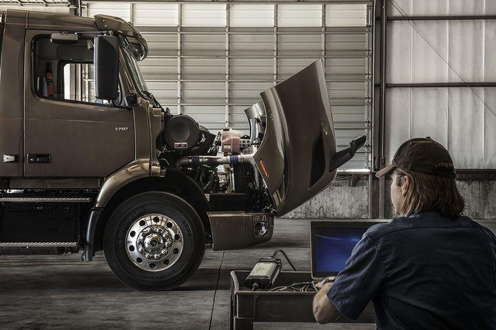 - Photo: Volvo Trucks