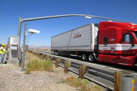 Arizona DOT Adds Truck Screening Technology at Ports of Entry