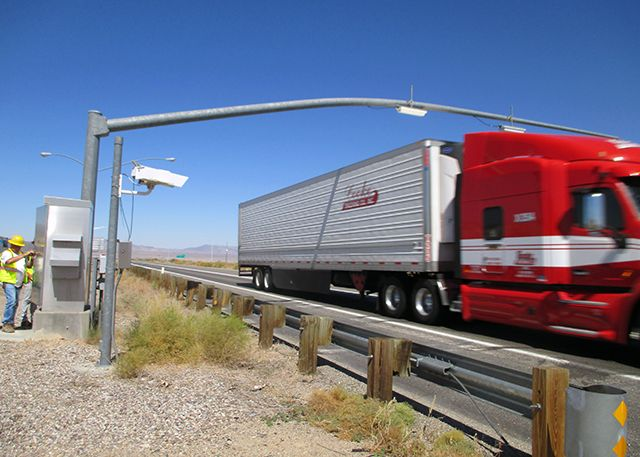 In late 2018, International Road Dynamics Inc. won a contract to supply and maintain a Statewide Port of Entry Truck Screening System for the Arizona Department of Transportation.