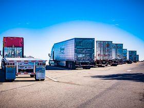 Arizona DOT Website Relays Rest Stop Parking Capacity