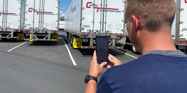 Cargo Transporters Adds Driver-Centric Features to App