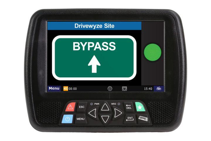 - Image: DriverTech/Drivewyze