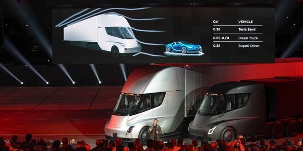 Since the Tesla Semi was first launched in 2017, the anticipated production date has been pushed...