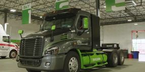 Hyliion Launches Fully Electric Powertrain with 1,000-Truck Pre-Order