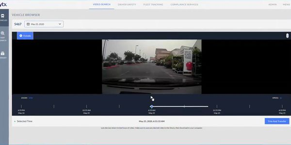 Lytx Launches Real-Time, Location-Based Video Search