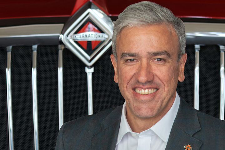 Persio Lisboa appointment as president and CEO will become effective July 1, 2020. - Photo: Navistar