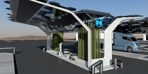Nikola will be able to produce more than 40,000 kgs of hydrogen a day with the new infrastruture...