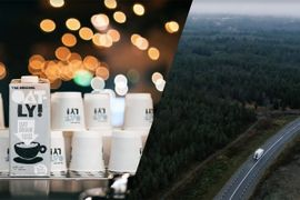 Sweden's Oatly Electrifies Fleet with Einride