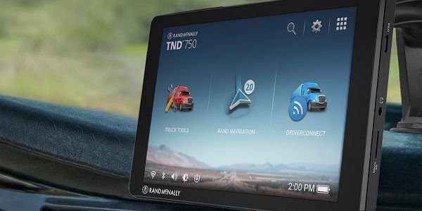 Rand McNally New TND Line Features Navigation 2.0, Upgraded Features