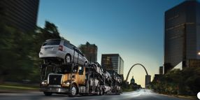 Volvo Overhauls Auto Hauler Model