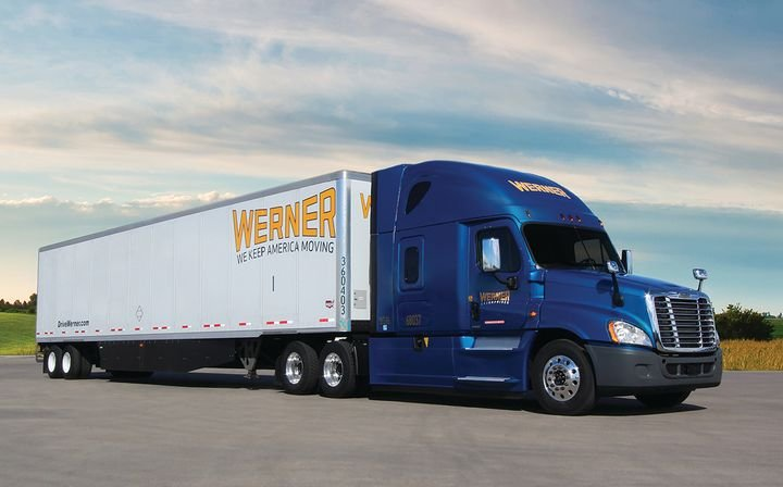 Werner's founder, Clarence L. Werner, has stepped down, opening the door for current CEO Derek Leathers to fully take the reins. - Photo: Werner Enterprises