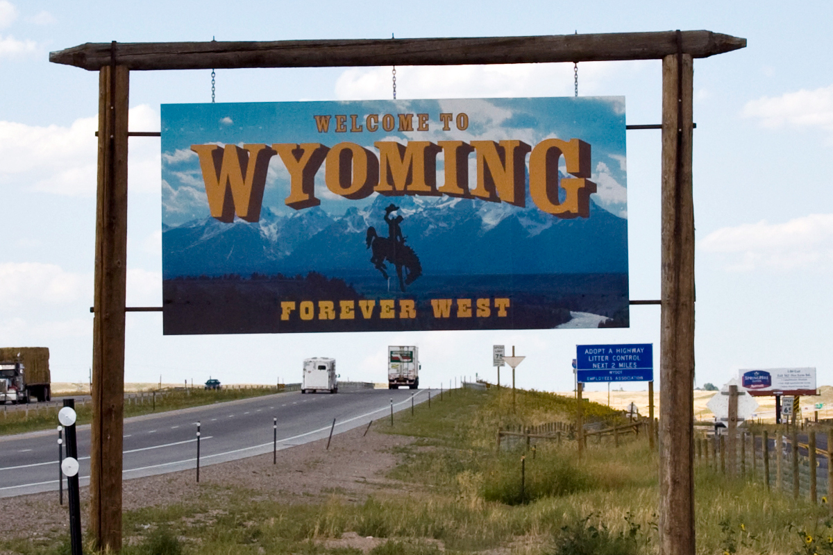 Wyoming Closing Rest Areas to Save Costs