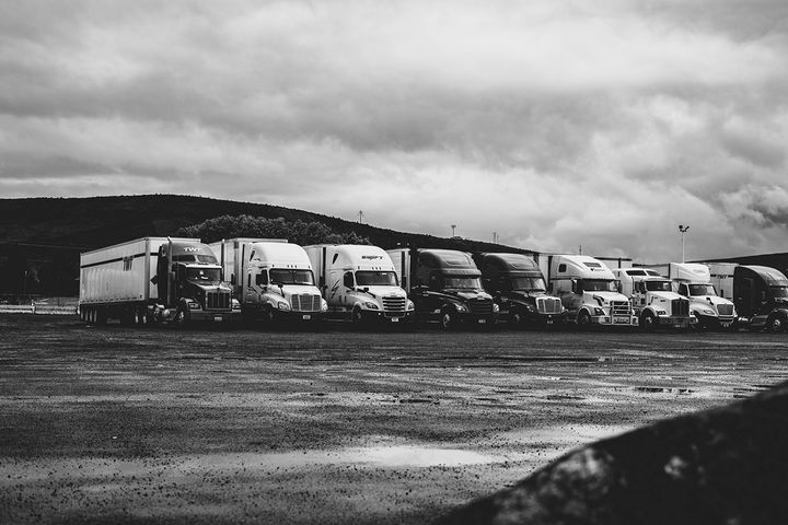 Truck sales in most classes saw a significant drop before the pandemic even hit the U.S. - Photo: Kevin Bidwell via Pexels
