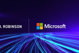 C.H. Robinson, Microsoft Team up to Digitize Supply Chains