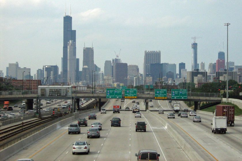 Black Lives Matter protesters want to shut down Chicago's Dan Ryan Expressway.