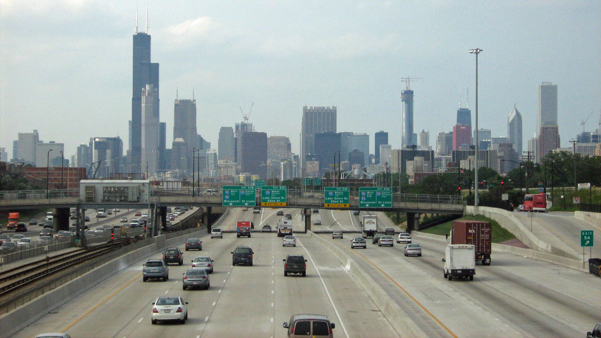 Protesters Want to Shut Down Chicago's Dan Ryan Expressway