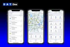 DAT Launches All-in-One Driver-centric App